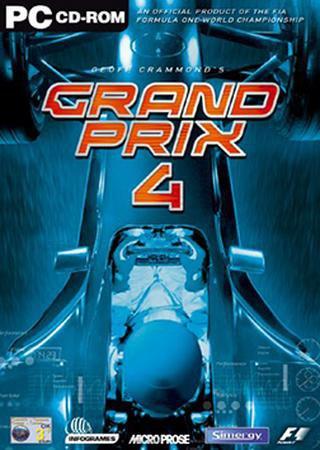 Grand Prix 4 Formula 1