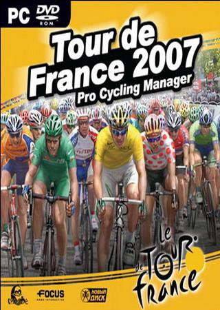 Tour De France 2007 Pro cycling manager