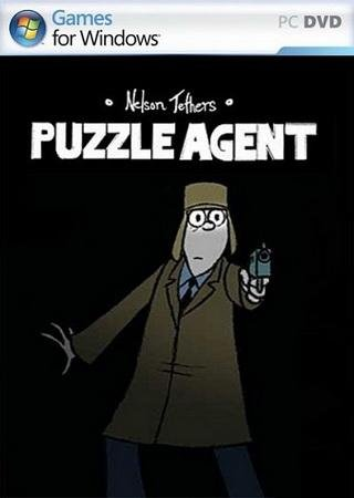 Puzzle Agent: The Mystery of Scoggins
