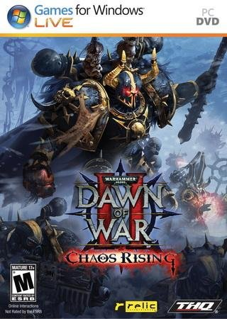 Warhammer 40,000: Dawn of War 2: Chaos Rising
