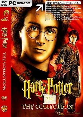 Harry Potter Platinum Edition