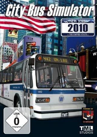 City Bus Simulator 2010: New York