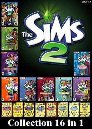 The Sims 2: Коллекция 16 в 1