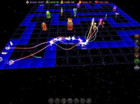 Мини-игры жанра Tower Defence
