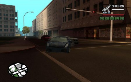 GTA San Andreas: Real Cars
