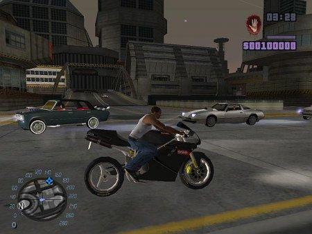 GTA Killer City