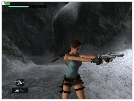 Tomb Raider Anniversary+Tomb Raider Legend