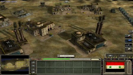 Command & Conquer: Generals Mideast Crisis