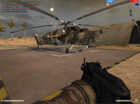 Battlefield 2: Mercenaries