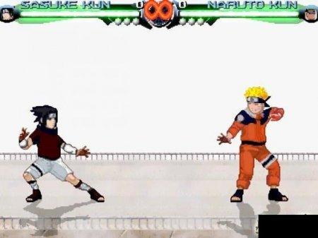 Naruto Street Battle