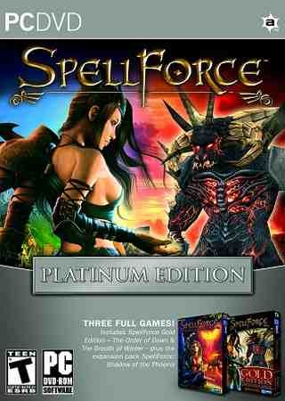 Spellforce - Platinum Edition
