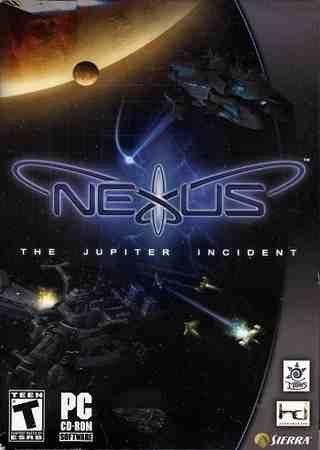 Nexus. Инцидент на Юпитере