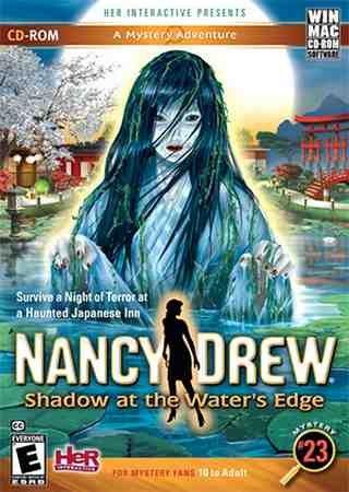 Нэнси Дрю Тень у воды
