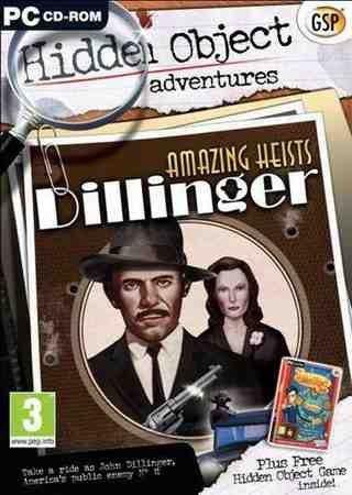 Джонни Диллинджер. Ограбление века