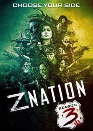 Нация Z / Нация Зет (3 сезон)