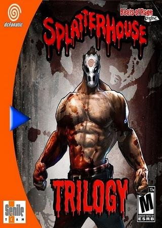 Splatterhouse Trilogy