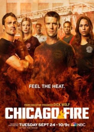 Пожарные Чикаго / Чикаго в огне (5 сезон)