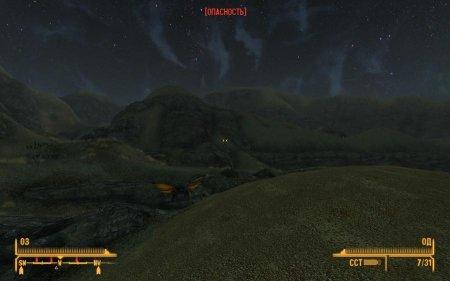 Климат Невады, для Fallout New Vegas