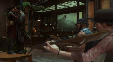 Dishonored 2: Darkness of Tyvia