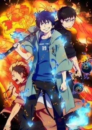 Синий экзорцист OVA