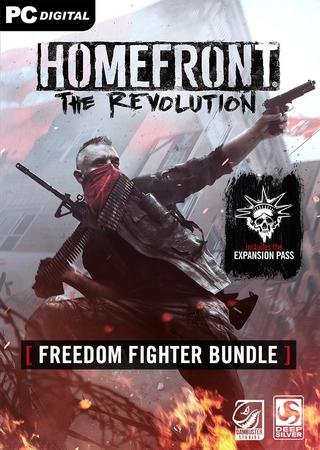 Homefront: The Revolution - Freedom Fighter Bundle