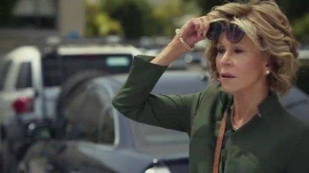 Грейс и Фрэнки (3 сезон)