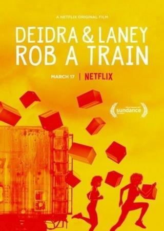Дейдра и Лани грабят поезд