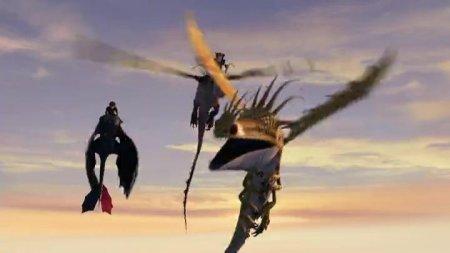 Драконы: Всадники Олуха (4 сезон)