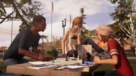 Life is Strange: Before the Storm. Episode 1