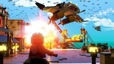 The LEGO NINJAGO Movie Video Game